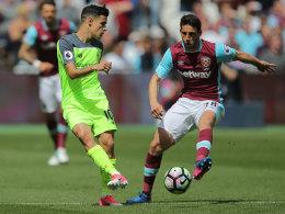 Coutinho führt Liverpool zum 4:0 - Slapstick mit Ayew