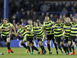 Dank Ward: Wagners Huddersfield steht im Finale