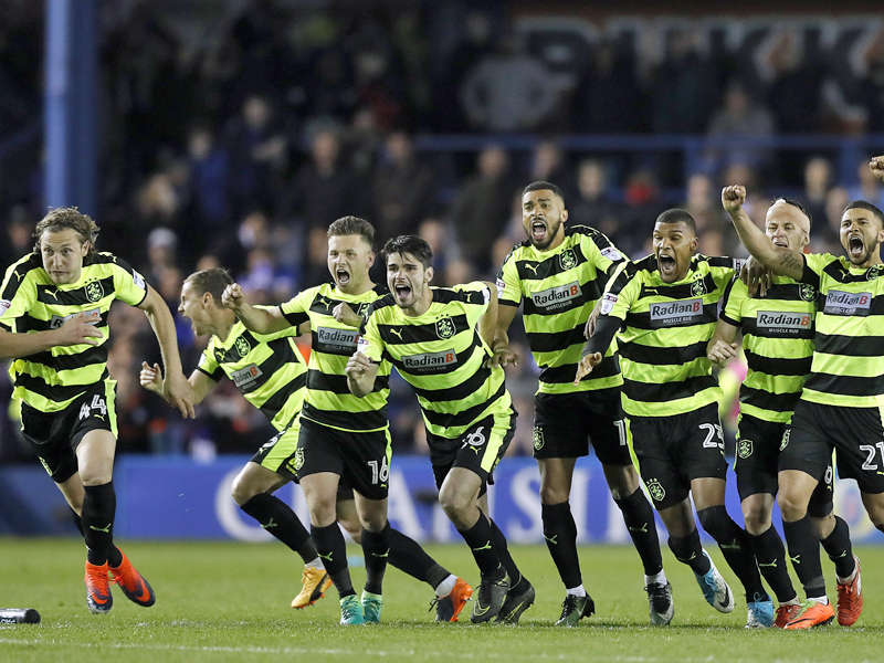England: Wagners Huddersfield im Play-off-Finale