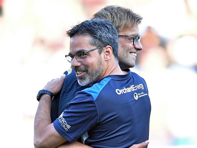Wagner und Huddersfield spielen in der Premier League