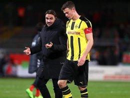 Dortmunds Zimmermann folgt Farke nach England