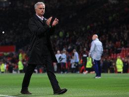 Mourinho verteidigt sich: