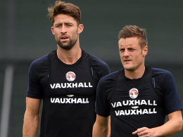 Vardy und Cahill spielen nicht mehr für England