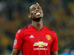 Nie wieder Kapitän! Mourinho straft Pogba ab