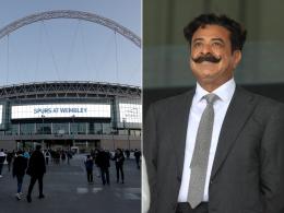 Khan kauft der FA Wembley doch nicht ab