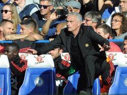 Nach Ausraster: Mourinho kommt ohne Strafe davon