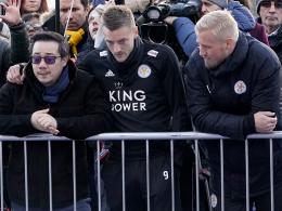Entscheidung gefallen: Leicester tritt in Cardiff an