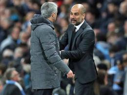 Guardiola lobt Mourinho: