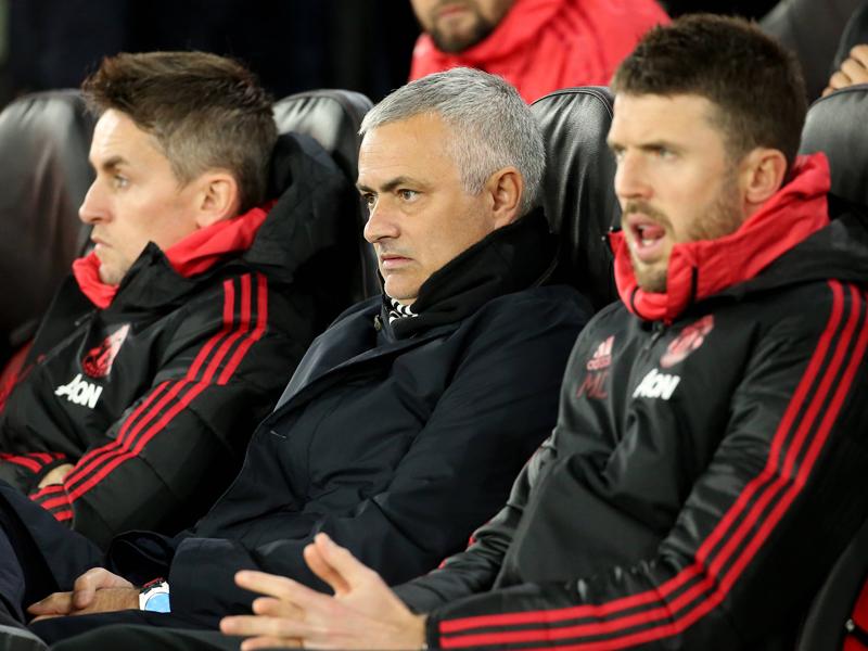Platz 4 für Manchester United ein \