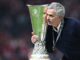 Mourinhos 25 Titel als Trainer