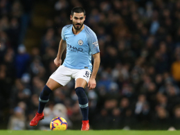 Fernandinho-Alternative? Guardiola schwärmt von Gündogan