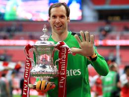 Cech hört auf: