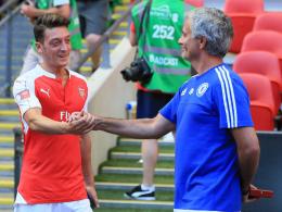 Mourinho gibt Emery Tipps in der Causa Özil