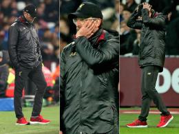Liverpools bedenklicher Rückfall - Carragher wirft Klopp