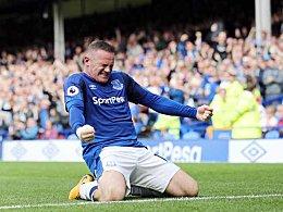 Rooney auf der Jagd: Die besten Premier-League-Torjäger