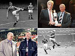 WM-Held und United-Ikone: Bobby Charlton wird 80 Jahre alt