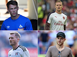 Trio vor dem Debüt: Deutsche Spieler in der Premier League