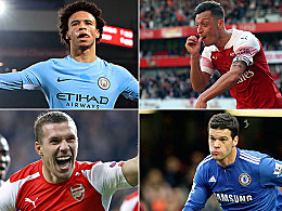 Made in Germany: Top-Goalgetter der Premier League