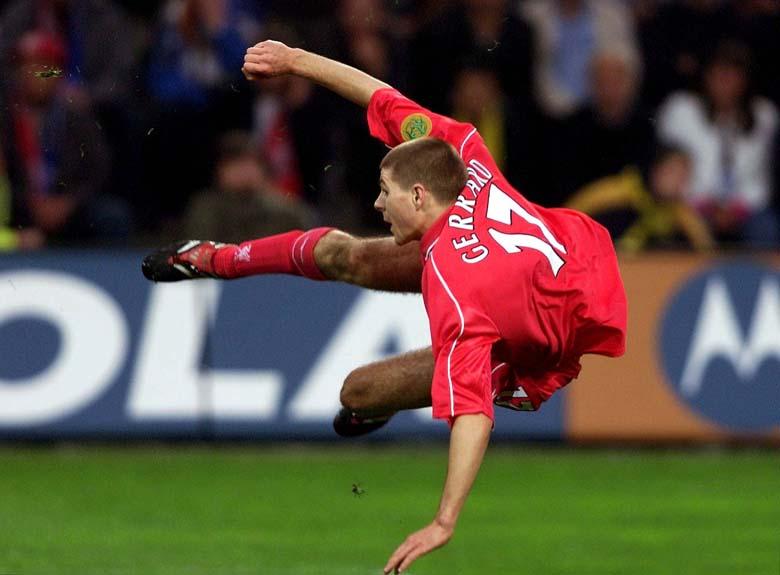 Gerrard: Eine Legende tritt ab