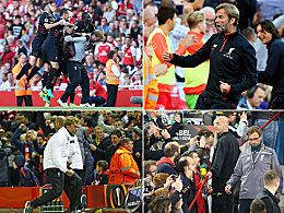 Ja, es ist Liebe: Klopps erstes Liverpool-Jahr in Sprüchen