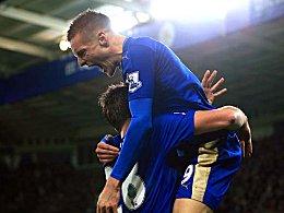 Fehlp�sse - na und? Leicesters Triumph in elf Zahlen
