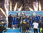 Der neue englische Meister: Leicester City
