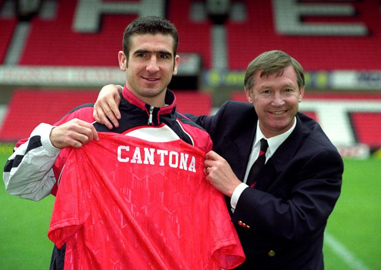 Oh! Ah! Cantona! Die Karriere des King Eric