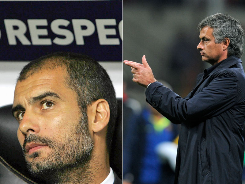 Mourinho vs. Guardiola: Stationen einer Fehde