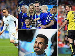Mustafi, �zil, San�: Einst Bundesliga, jetzt Premier League