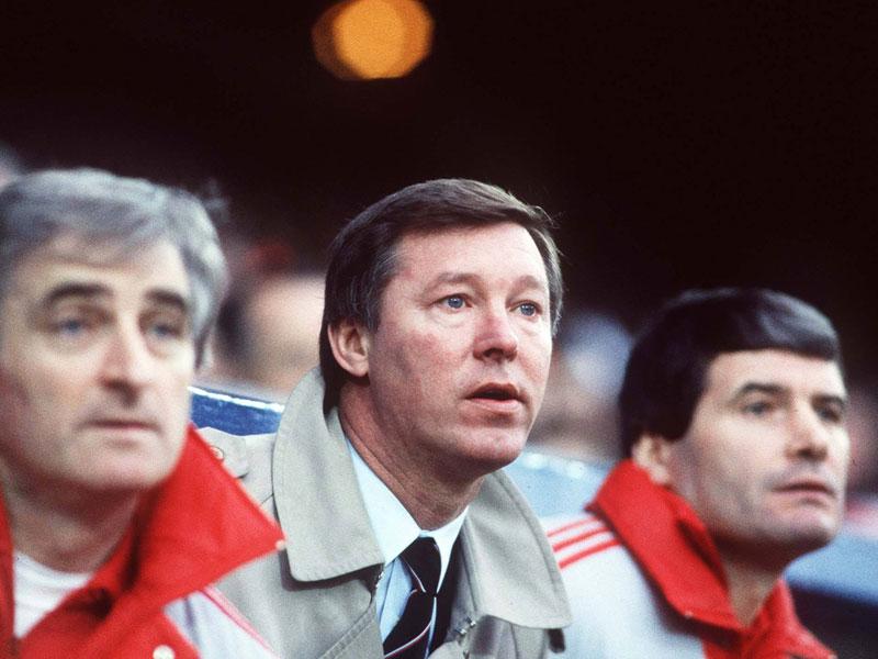 Sir Alex Ferguson - Titel säumten seinen Weg