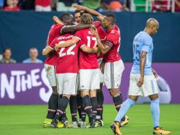 Fehlstart: City-Torhüter Ederson patzt bei Derbypleite gegen United