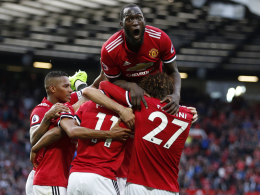 4:0 bei Rooneys Rückkehr! ManUnited macht am Ende ernst
