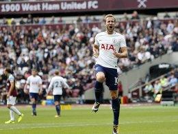 Spurs zittern trotz Kanes Doppelpack