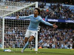 Ein Tor, zwei Assists für Sané - City nach 5:0-Erfolg alleine vorne