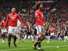 United löst Pflichtaufgabe - Lukaku hat den Rekord