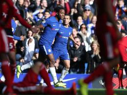 Batshuayi lässt Conte und Chelsea durchatmen