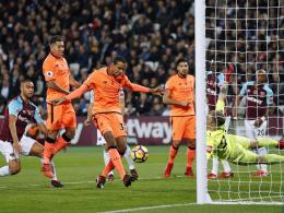 Sogar Matip trifft: Liverpool wackelt keine Minute