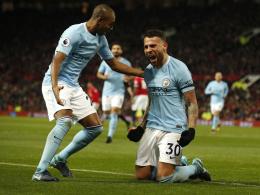 Lukaku unglücklich: City beendet im Derby Uniteds Heimserie