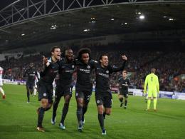 Kein Stolperstein: Seriöser Chelsea-Auftritt beim Aufsteiger