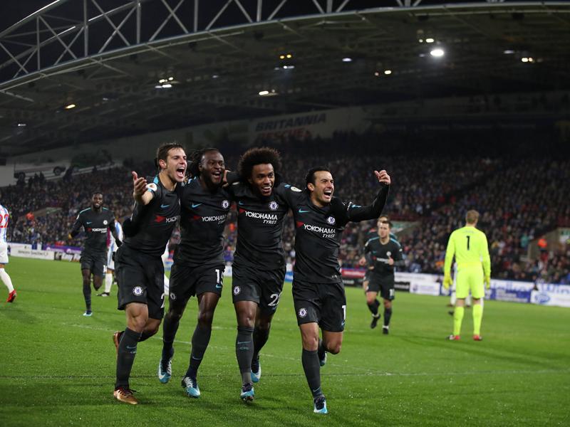 Premier League | Kurs Champions League: Chelsea siegt in Huddersfield