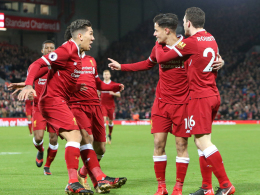 5:0! Liverpool am Boxing Day in Torlaune