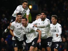 Klavan Liverpools Neujahrsheld - Lovrens kuriose Szene