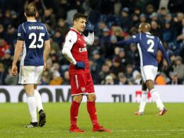 Nur 1:1 bei West Brom: Wenger bei seinem Rekordspiel bedient