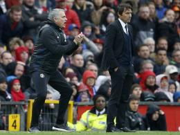 LIVE! Mourinho gegen Conte: Wer behält die Oberhand?
