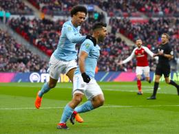 Mustafi naiv: ManCity holt ersten Titel mit Guardiola!