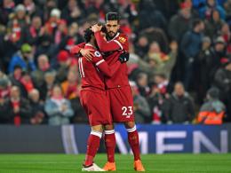 Salah tunnelt Liverpool auf Platz zwei - Klopps späte Wut