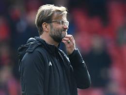 LIVE! Liverpool winkt gegen Watford Platz 3
