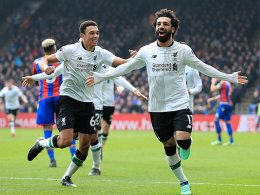 Salah und Mané sorgen für gelungenes Klopp-Jubiläum