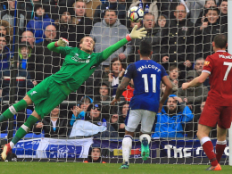 Karius glänzt, Rooney rast: Liverpool verpasst die Chance