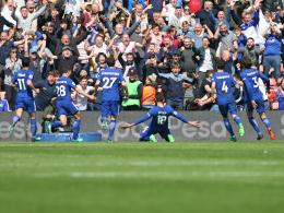 Dank Giroud: Chelsea dreht 0:2-Rückstand in acht Minuten